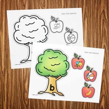 Initial Sound Apple Tree Smart Center