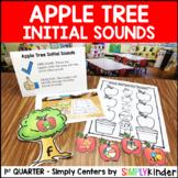 Apple Tree Initial Sound Center - Kindergarten Center - Si