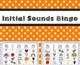 Initial Sound Bingo
