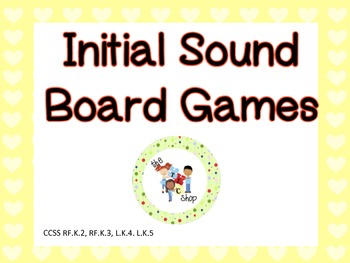 $$DollarDeals$$ Initial Sound Board Games