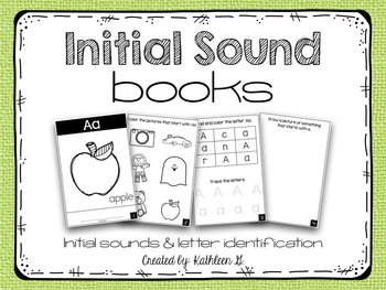 Initial Sound Books