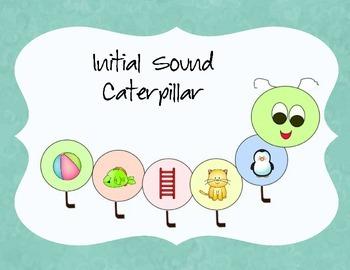 Initial Sound Caterpillar