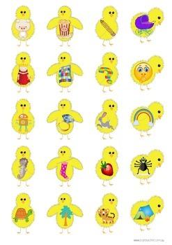 Initial Sound Chicks
