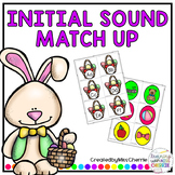 Initial Sound Easter Egg Match Up