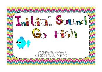 Initial Sound Go Fish
