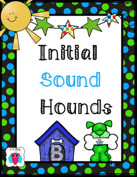 Initial Sound Hounds