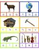 Initial Sound Identification Clip Cards--Montessori Prereading