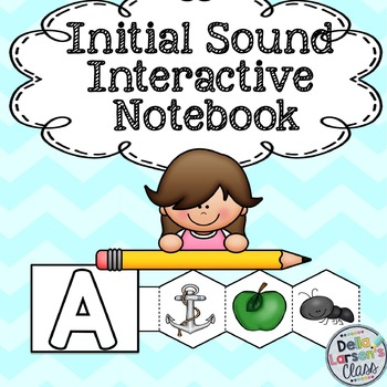 Initial Sound Interactive Notebook