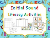 Initial Sound Literacy Activities