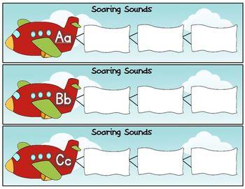 Initial Sound Literacy Activities II