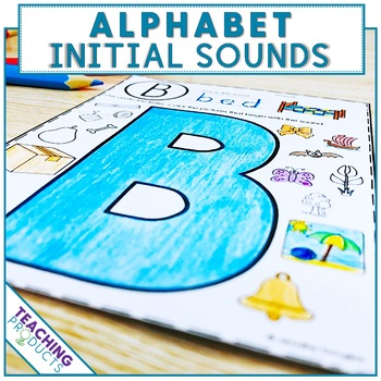 Initial Sound Phonics Worksheets