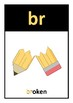 Initial Sound Posters, Blends and Digraphs