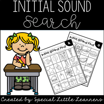 Initial Sound Search