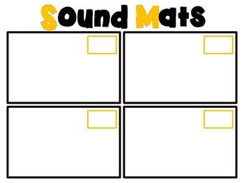 Initial Sound - Sound Mats