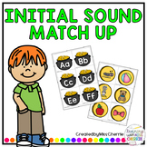 Initial Sound St Patrick's Day Match Up