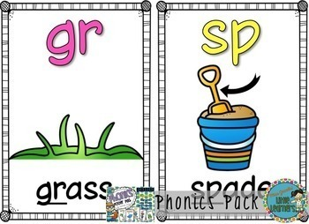 Phonics Center Activities