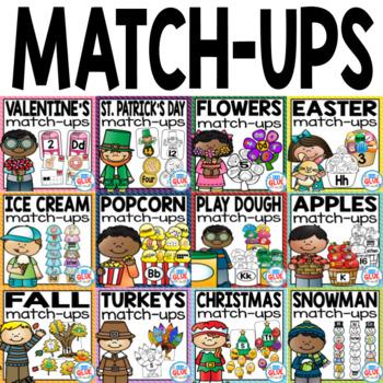 Match-Ups Mega {Growing} Bundle