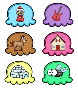 Letters / Letter Sounds / RTI / Literacy Centers / Literacy Activites and Games