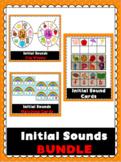 Initial Sounds Activities BUNDLE