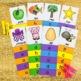 Initial Sounds Alphabet Phonics Cards for Phonics Activities