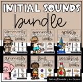 Initial Sounds Book Bundle