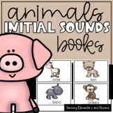 Initial Sounds Book for Emergent Readers {Animal Words}