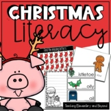 Initial Sounds Book for Emergent Readers {Christmas Words}