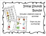 Initial Sounds Bundle