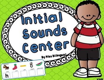 Initial Sounds Center