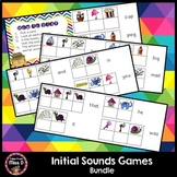 Initial Sounds Games Bundle