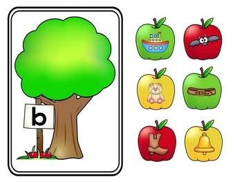 Letters / Letter Sounds / Initial Sounds / Alphabet