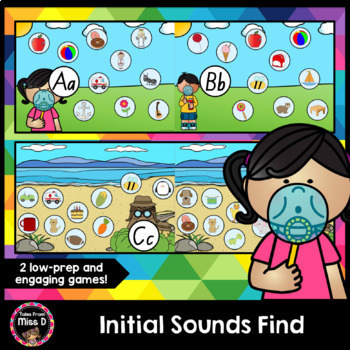 Initial Sounds Find