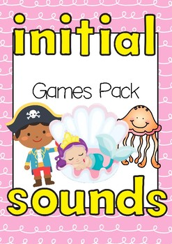 Initial Sounds Games Pack