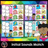Initial Sounds Alphabet Match