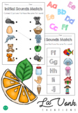 Initial Sounds - Phonics Matching