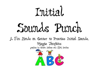 Initial Sounds Punch Out