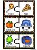 Initial Sound Puzzles-Rompecabezas de sonidos iniciales-Halloween Edition.