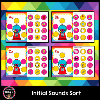 Initial Sounds Game