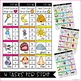 Initial Sounds Strip Clips (Clip Cards & Recording Sheets)