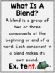Initial and Final Blends REVIEW Multisensory Phonics Orton-Gillingham