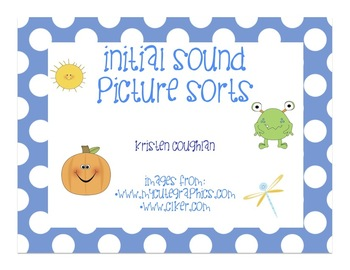Initial and Medial Letter Sound Cards (Reading Street Aligned)