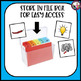 Initial blends, digraphs, & trigraphs Picture Cards for So