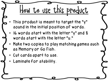 science terms that start with the letter y Get ready for reading: all about the letter y but the letter y starts more than its fair share of important words help your preschooler get a head start on.