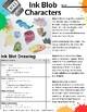 Ink Blob Sharpie project
