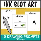 Ink Blot Art Freebie