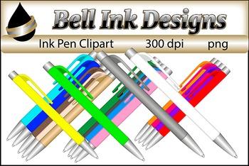 Ink Pen Clipart