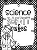 Ink Saver Science Lab Safety Posters & Scientific Method (Gr 3-5)