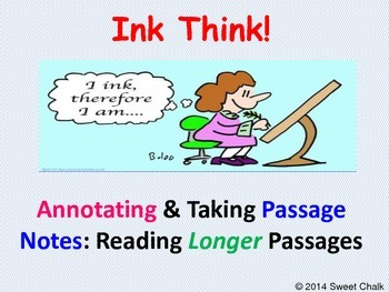 Ink Think!