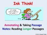 Ink Think!