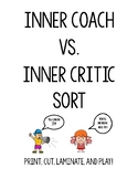 Inner Coach vs. Inner Critic Sort